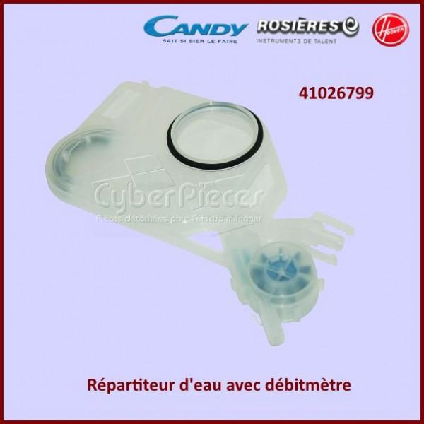 Répartiteur d'eau avec débitmètre Candy  41026799