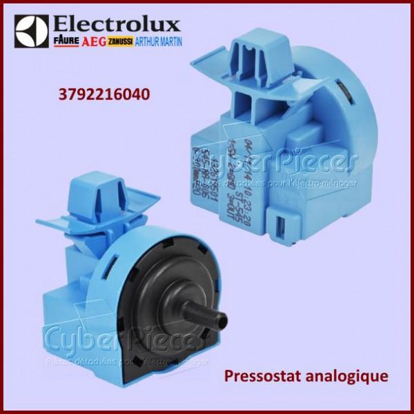pressostat analogique electrolux 3792216040 pour machine a. Black Bedroom Furniture Sets. Home Design Ideas