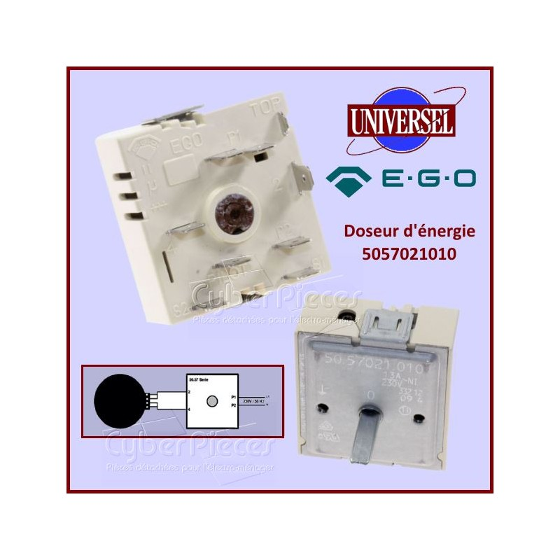 Doseur d'énergie EGO 5057021010