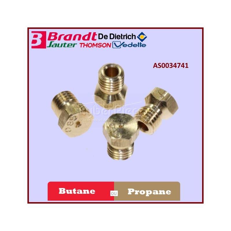 Injecteurs Butane - Propane Brandt  AS0034741