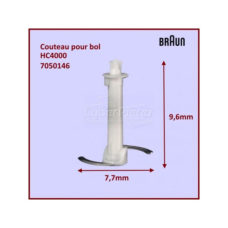 Couteau Braun 7050146 HC4000