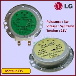 Moteur plateau LG  6549W1S011L