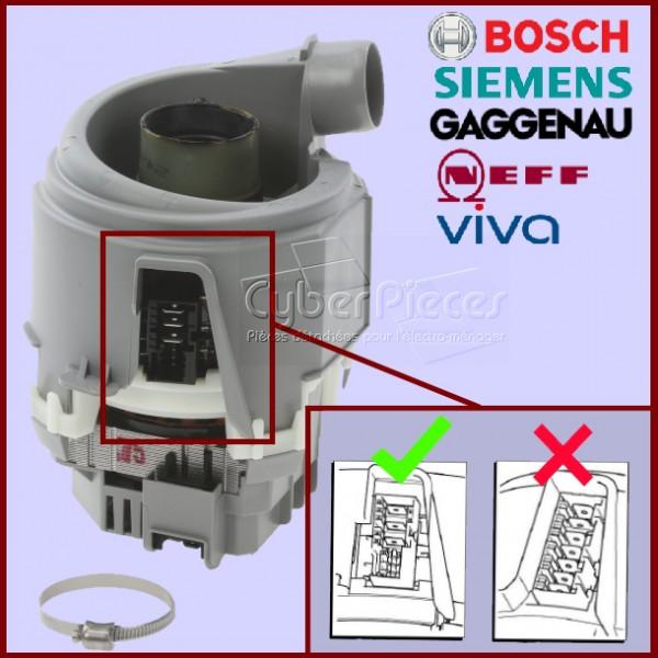 pompe et chauffage 00651956 pour chauffage lave vaisselle lavage pieces detachees. Black Bedroom Furniture Sets. Home Design Ideas