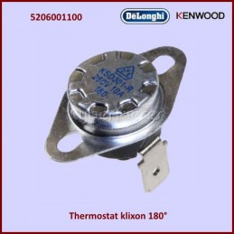 Thermostat klixon réarmable 180° - KSD301-R 5206001100 CYB-123921