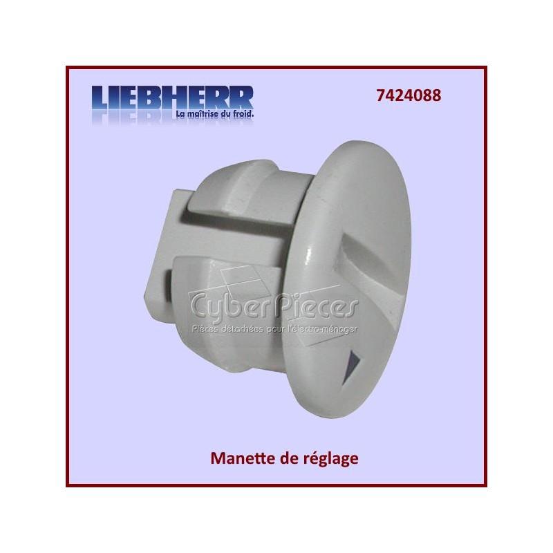 Manette de réglage Liebherr 7424088