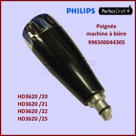 Poignée Machine à Bière HD3620 Philips 996500044305