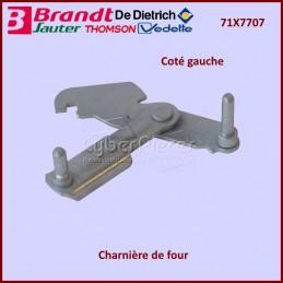 Charnière Gauche Brandt 71X7707 CYB-096102