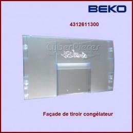 Façade de tiroir Beko 4312611300 CYB-075800