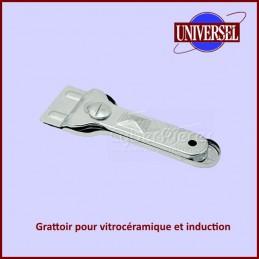 Grattoir pour vitrocéramique et induction CYB-232623