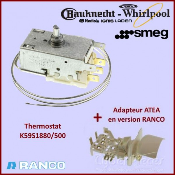 Thermostat Ranco K59S1880/500