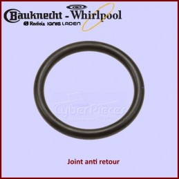 Joint anti retour Whirlpool...