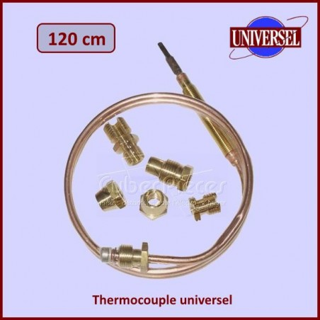 Thermocouple universel 1200mm