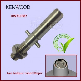 Axe batteur robot Major Kenwood KW711987 CYB-201100