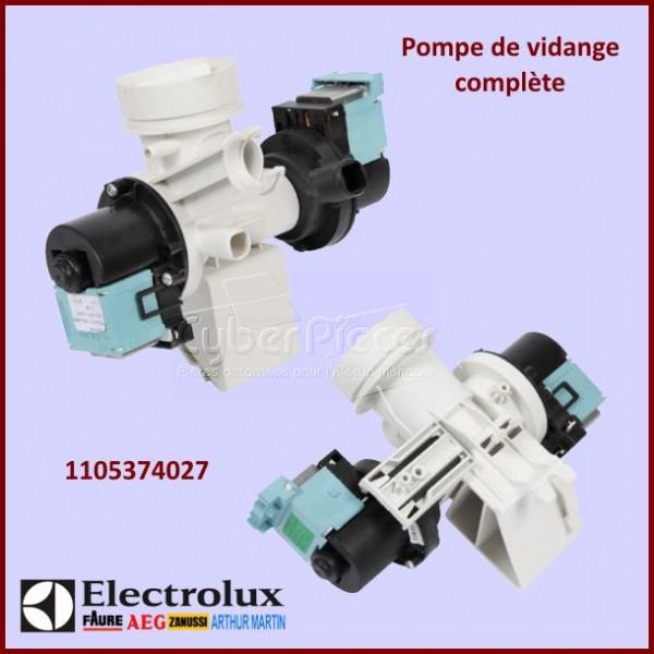 Pompe complète Electrolux 1105374027