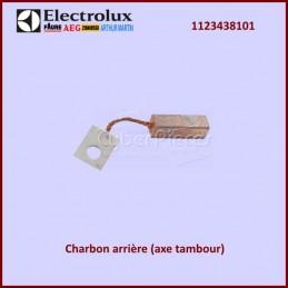 Charbon arrière (axe tambour) Electrolux 1123438101 CYB-054614