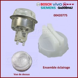 Ensemble éclairage Bosch...