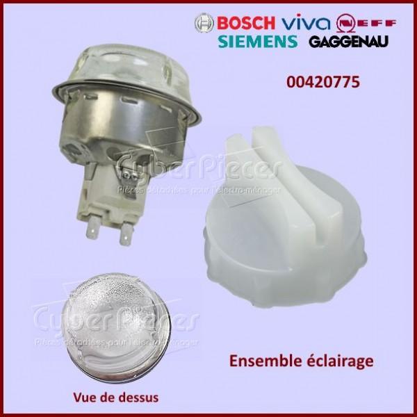 Ensemble éclairage Bosch 00420775