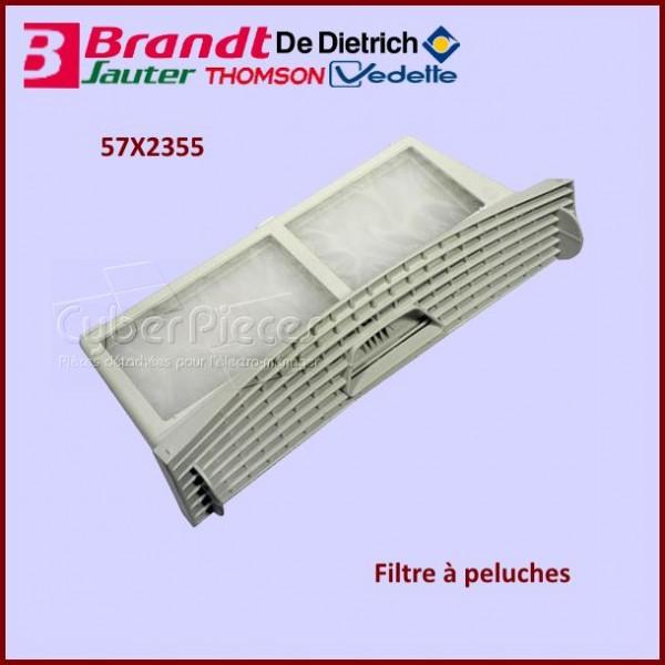 Filtre à peluches Brandt 57X2355