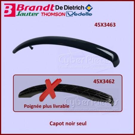 Capot Noir de poignée de porte 45X3463