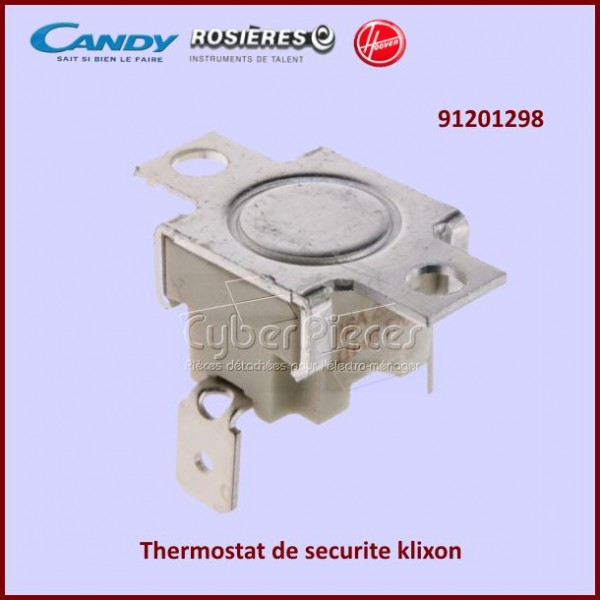 Thermostat de sécurité Candy 91201298