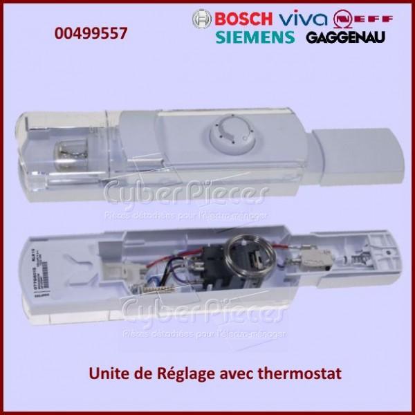 Unite de Réglage avec thermostat Bosch 00499557