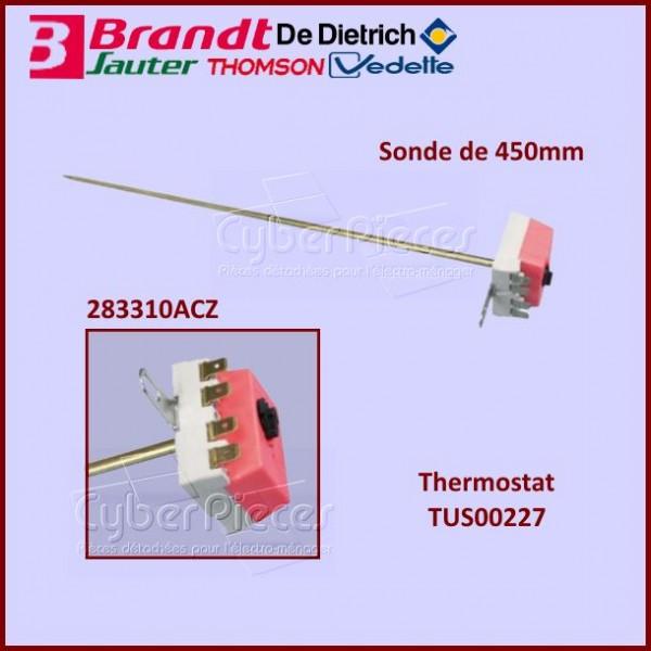 Thermostat Chauffe Eau Sonde 450mm