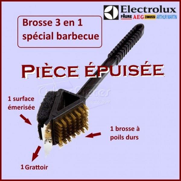 Brosse barbecue 3 en 1 ***Pièce épuisée***