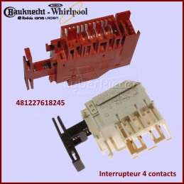 Interrupteur marche / arrêt SC0A2A10610 CYB-012348