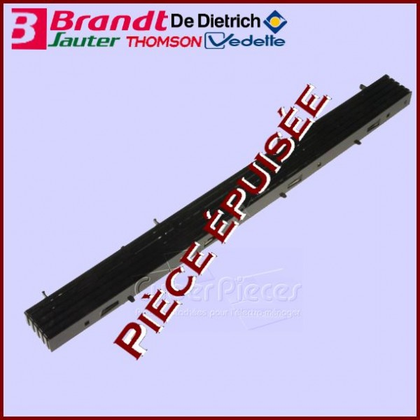 Rehausse noire Brandt 32X3202
