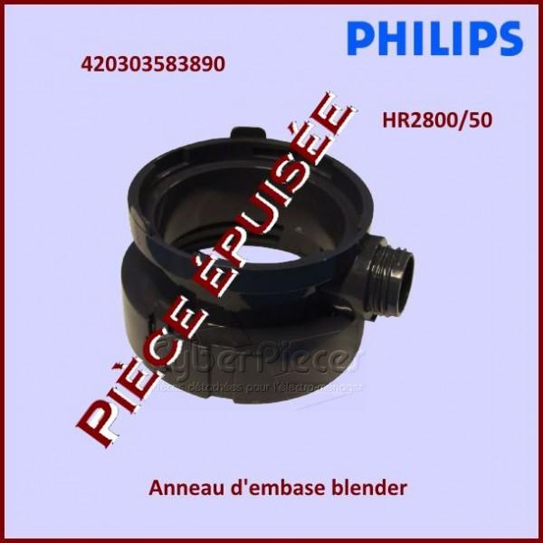 Anneau d'embase blender Philips 420303583890***Pièce épuisée***