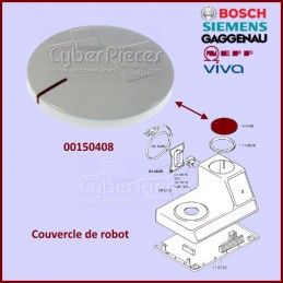 Couvercle robot Bosch 00150408 CYB-143516