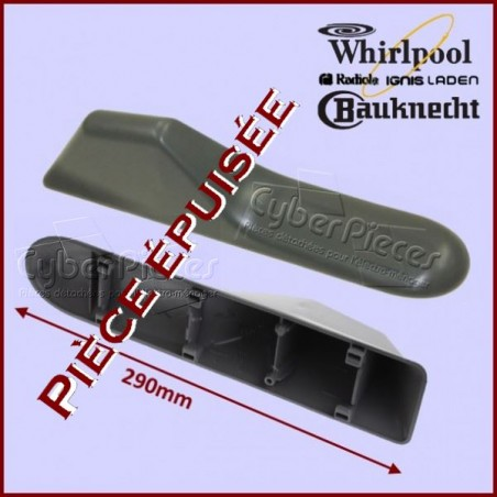 Aube de tambour 480111101778 Whirlpool