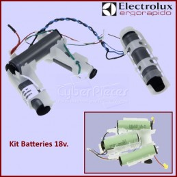 Kit Batteries Ergorapido 18V
