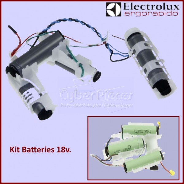 Kit Batteries Ergorapido 18V