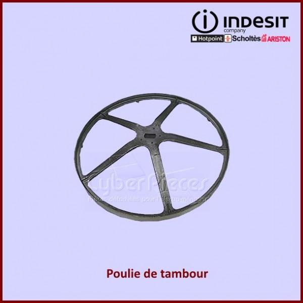 Poulie de tambour Indesit C00199343