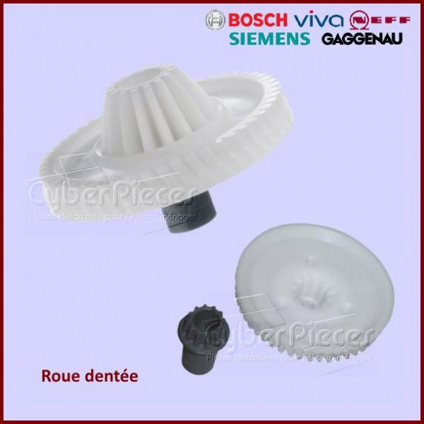 roue dent e bosch 00177498 pour robot menager cocotte autocuiseurs petit electromenager pieces. Black Bedroom Furniture Sets. Home Design Ideas
