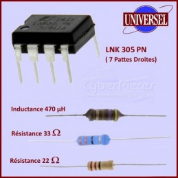 Kit LNK305PN pour Carte Electronique CYB-155731