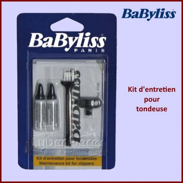 Kit d'entretien pour tondeuses Babyliss 4700