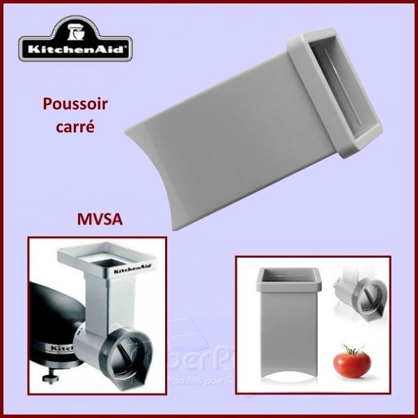 Poussoir carré MVSA Kitchenaid 25531