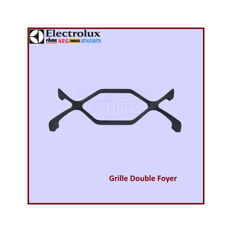 Grille fonte double Feux  3546178025