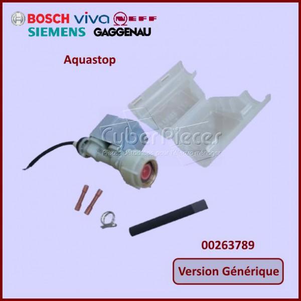 aquastop bosch 00263789 version adaptable pour lave vaisselle lavage pieces detachees. Black Bedroom Furniture Sets. Home Design Ideas