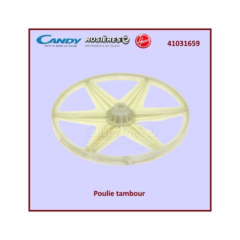 Poulie tambour Candy 41031659