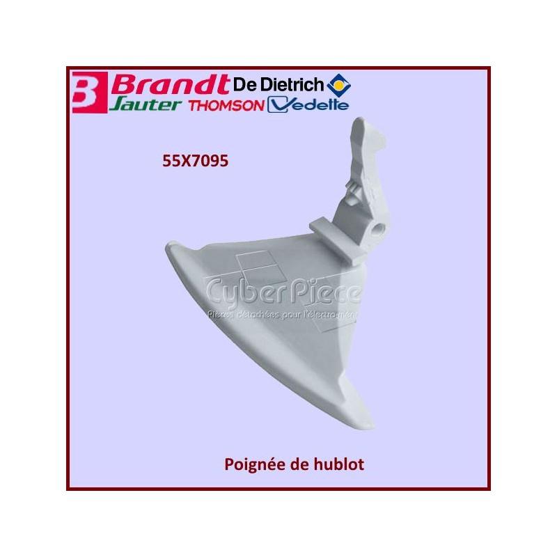 Poignée de hublot Brandt 55X7095