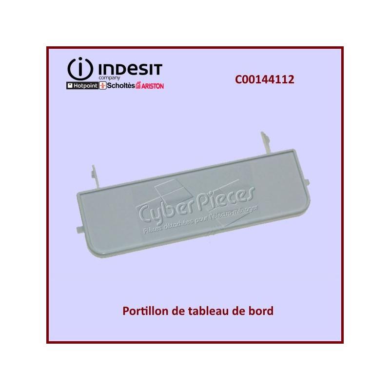 Portillon blanc du tableau de bord C00144112