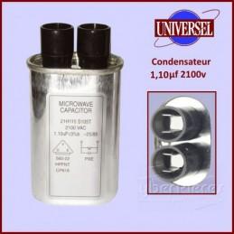 Condensateur 1,10µF...