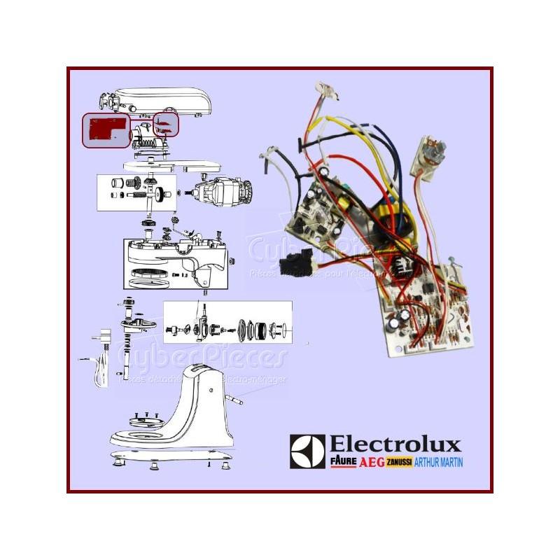 Carte électronique Electrolux 4055287348