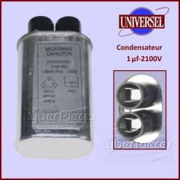 Condensateur 1,00µF (1,00mF) 2100V CYB-016735