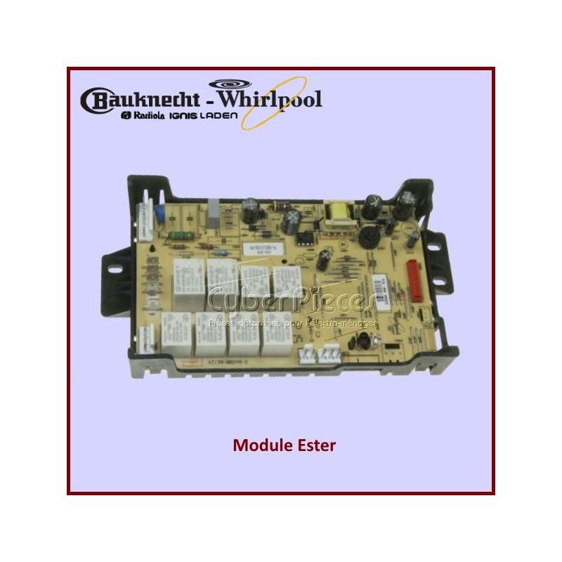 Platine de puissance Whirlpool 481010657083