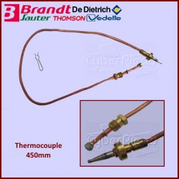 Thermocouple 450mm Brandt...