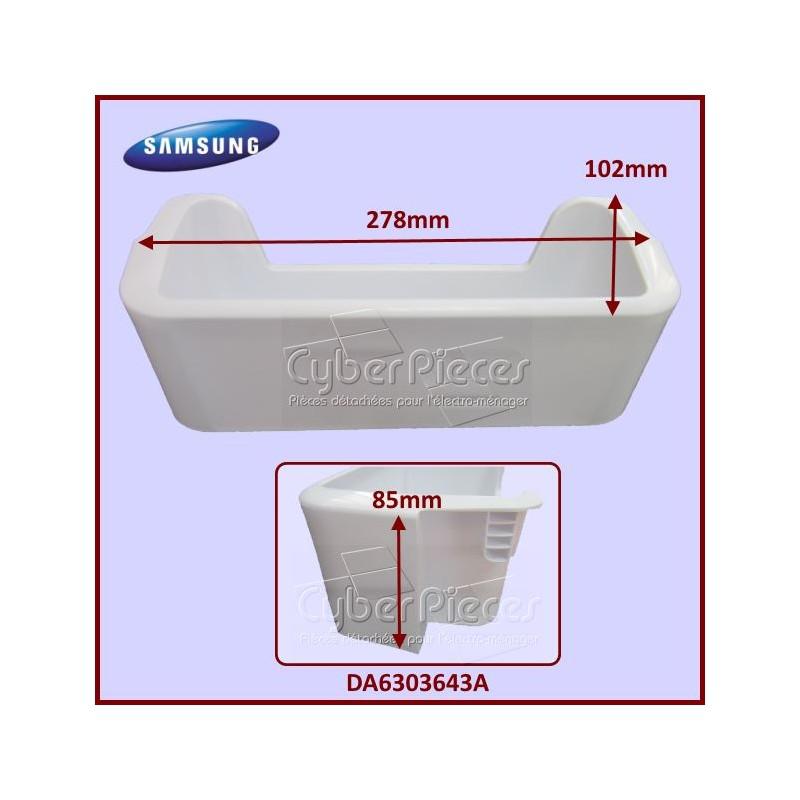 Balconnet inférieur SAMSUNG DA6303643A